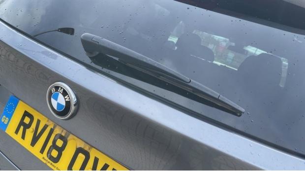 2018 BMW XDrive40d M Sport (Grey) - Image: 36
