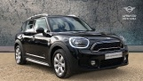 2018 MINI F60 Cooper S E ALL4 PHEV Countryman (Black) - Image: 1