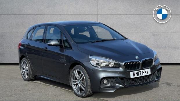 2017 BMW M Sport Active Tourer (Grey) - Image: 1