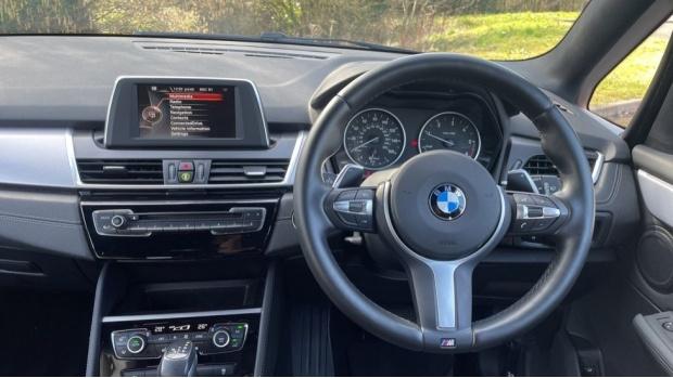 2017 BMW M Sport Active Tourer (Grey) - Image: 5