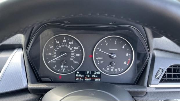 2017 BMW M Sport Active Tourer (Grey) - Image: 9