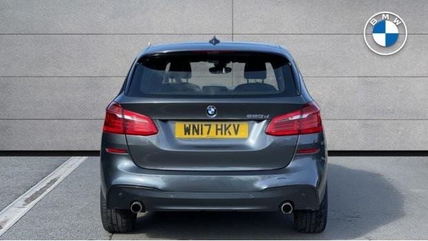 2017 BMW M Sport Active Tourer (Grey) - Image: 15