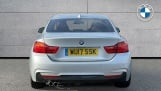 2017 BMW 420d M Sport Coupe (Silver) - Image: 15