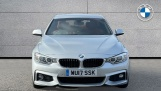 2017 BMW 420d M Sport Coupe (Silver) - Image: 16