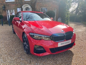 2021 BMW 3 Series 330e 12kWh M Sport Auto 4-door