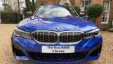 2021 BMW M340i MHT Auto xDrive 4-door  - Image: 4