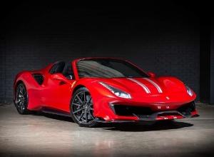 2020 Ferrari 488 Pista V8 Spider F1 DCT 2-door
