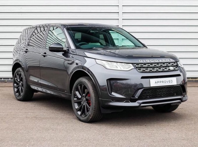 2021 Land Rover D180 MHEV R-Dynamic S 4WD 5-door (7 Seat) (Grey) - Image: 1