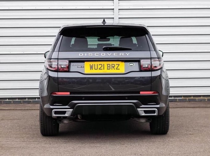 2021 Land Rover D180 MHEV R-Dynamic S 4WD 5-door (7 Seat) (Grey) - Image: 6