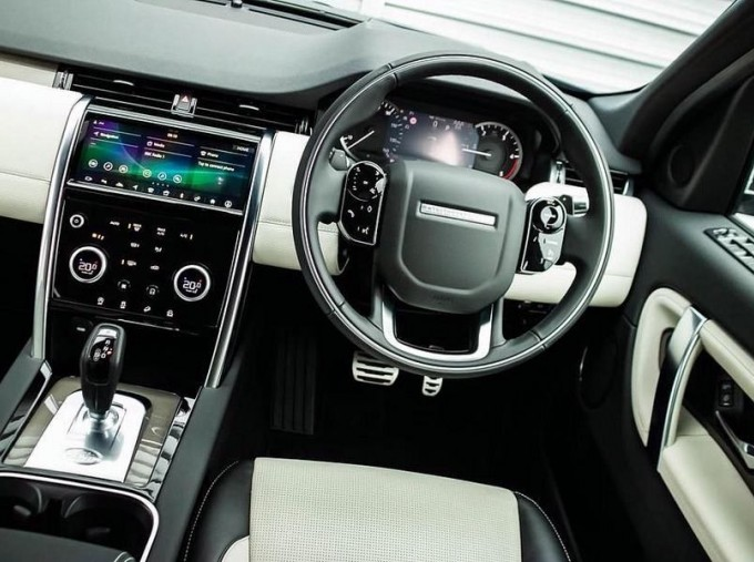 2021 Land Rover D180 MHEV R-Dynamic S 4WD 5-door (7 Seat) (Grey) - Image: 10