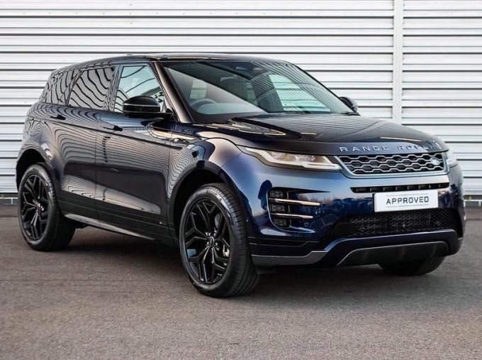 2021 Land Rover P250 MHEV R-Dynamic SE Auto 4WD 5-door (Blue) - Image: 1