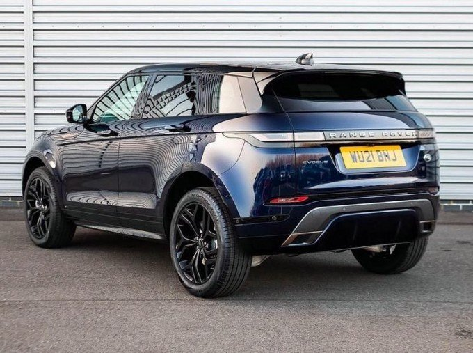 2021 Land Rover P250 MHEV R-Dynamic SE Auto 4WD 5-door (Blue) - Image: 2