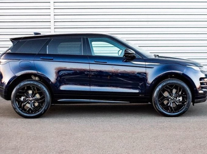 2021 Land Rover P250 MHEV R-Dynamic SE Auto 4WD 5-door (Blue) - Image: 5