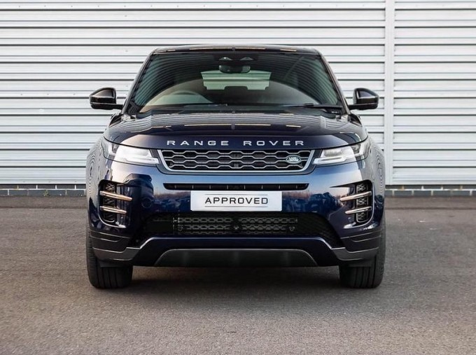 2021 Land Rover P250 MHEV R-Dynamic SE Auto 4WD 5-door (Blue) - Image: 7