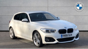 2016 BMW 1 Series 116d M Sport 3-door 3dr