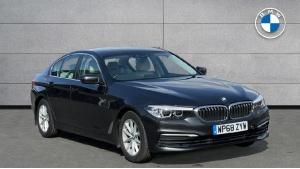 2019 BMW 5 Series 520d SE Saloon 4-door