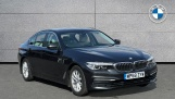 2019 BMW 520d SE Saloon (Grey) - Image: 1