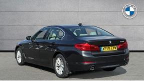 2019 BMW 520d SE Saloon (Grey) - Image: 2