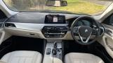2019 BMW 520d SE Saloon (Grey) - Image: 4