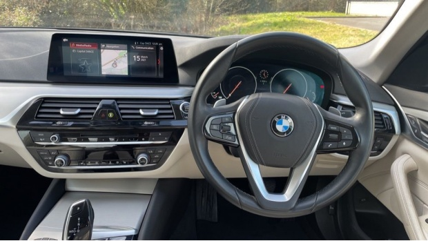 2019 BMW 520d SE Saloon (Grey) - Image: 5