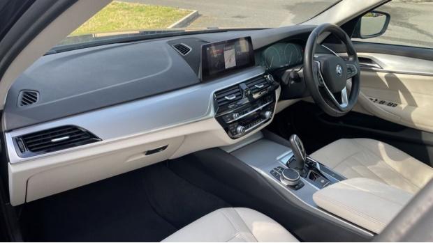 2019 BMW 520d SE Saloon (Grey) - Image: 7