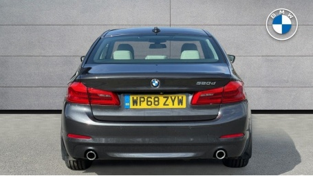 2019 BMW 520d SE Saloon (Grey) - Image: 15