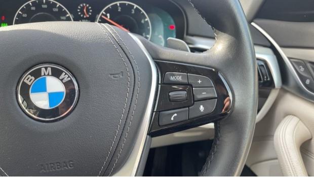 2019 BMW 520d SE Saloon (Grey) - Image: 18
