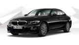2021 BMW 320d MHT M Sport Auto 4-door (Black) - Image: 1