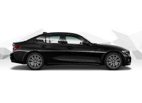 2021 BMW 320d MHT M Sport Auto 4-door (Black) - Image: 2