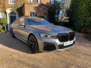 2021 BMW 7 Series 730d M Sport Auto xDrive 4-door