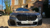 2021 BMW 730d M Sport Auto xDrive 4-door  - Image: 2