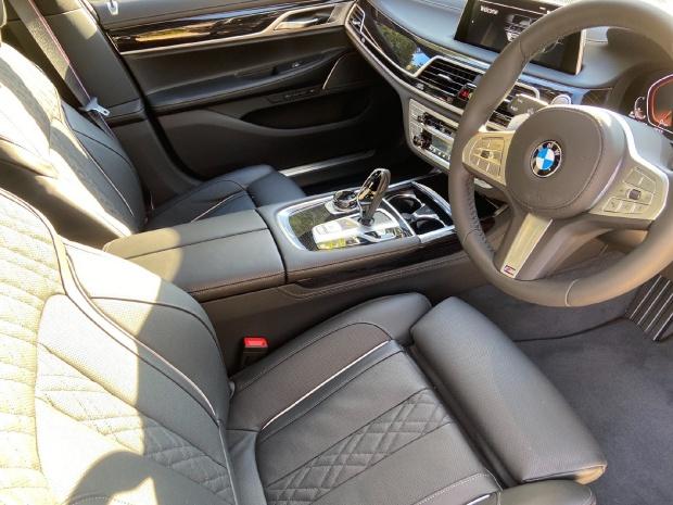 2021 BMW 730d M Sport Auto xDrive 4-door  - Image: 8