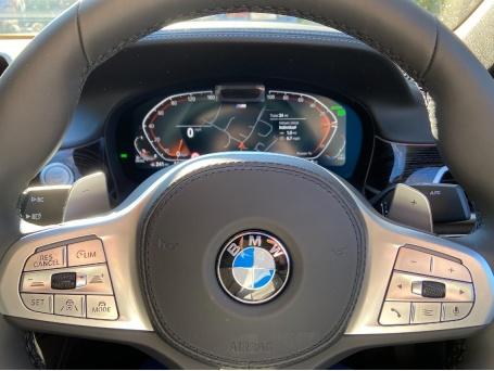 2021 BMW 730d M Sport Auto xDrive 4-door  - Image: 9