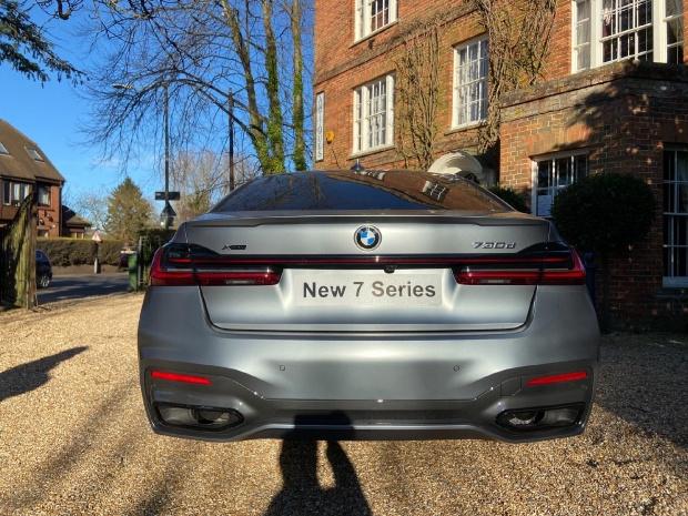 2021 BMW 730d M Sport Auto xDrive 4-door  - Image: 13