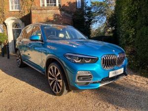 2021 BMW X5 40d MHT xLine Auto xDrive 5-door