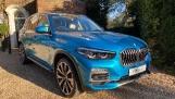 2021 BMW 40d MHT xLine Auto xDrive 5-door  - Image: 1