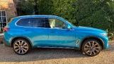 2021 BMW 40d MHT xLine Auto xDrive 5-door  - Image: 2