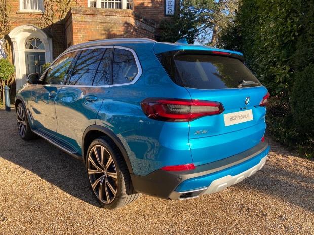 2021 BMW 40d MHT xLine Auto xDrive 5-door  - Image: 14