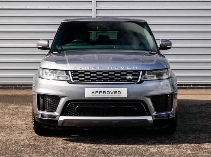 2020 Land Rover 3.0 SDV6 (306hp) HSE (Grey) - Image: 7