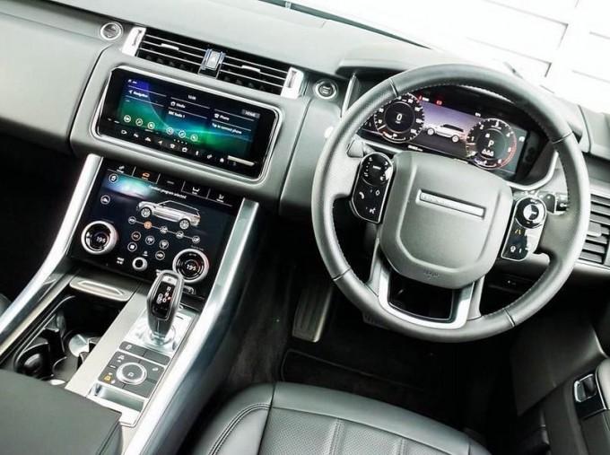 2020 Land Rover 3.0 SDV6 (306hp) HSE (Grey) - Image: 10