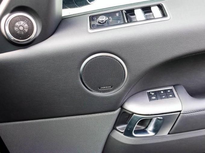 2020 Land Rover 3.0 SDV6 (306hp) HSE (Grey) - Image: 13