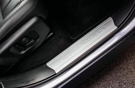 2020 Land Rover 3.0 SDV6 (306hp) HSE (Grey) - Image: 14