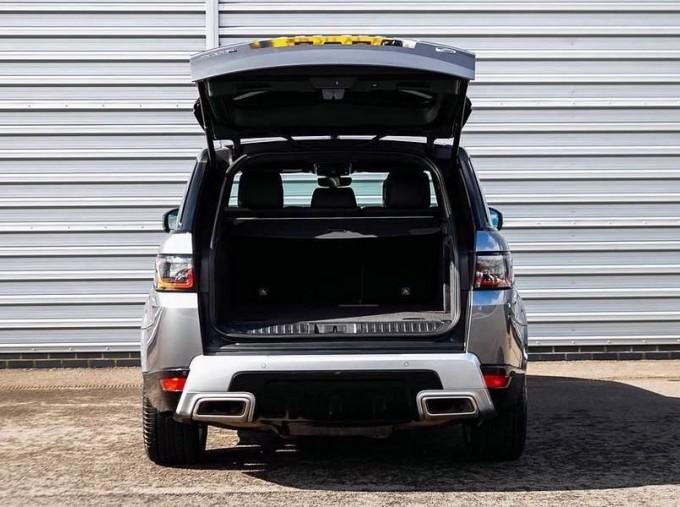 2020 Land Rover 3.0 SDV6 (306hp) HSE (Grey) - Image: 15