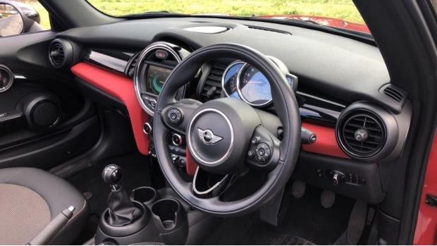 2017 MINI Cooper Convertible (Red) - Image: 6