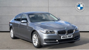 2016 BMW 5 Series 520d SE Saloon 4-door