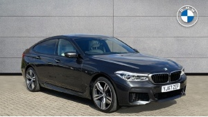 2018 BMW 6 Series 640i xDrive M Sport GT 5-door