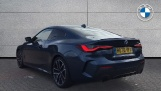 2020 BMW 420i M Sport Coupe (Blue) - Image: 2