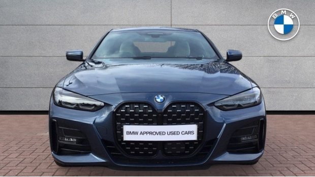 2020 BMW 420i M Sport Coupe (Blue) - Image: 16