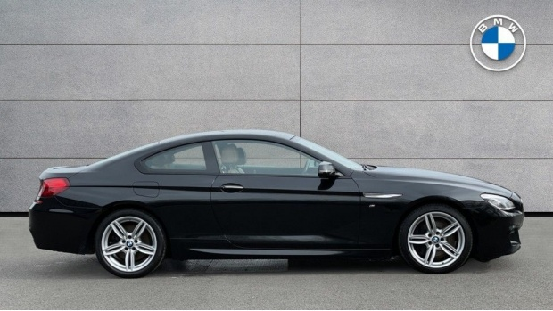 2017 BMW 650i M Sport Coupe (Black) - Image: 3