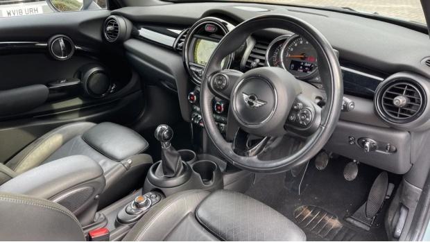 2017 MINI Cooper S 3-door Hatch (Blue) - Image: 6